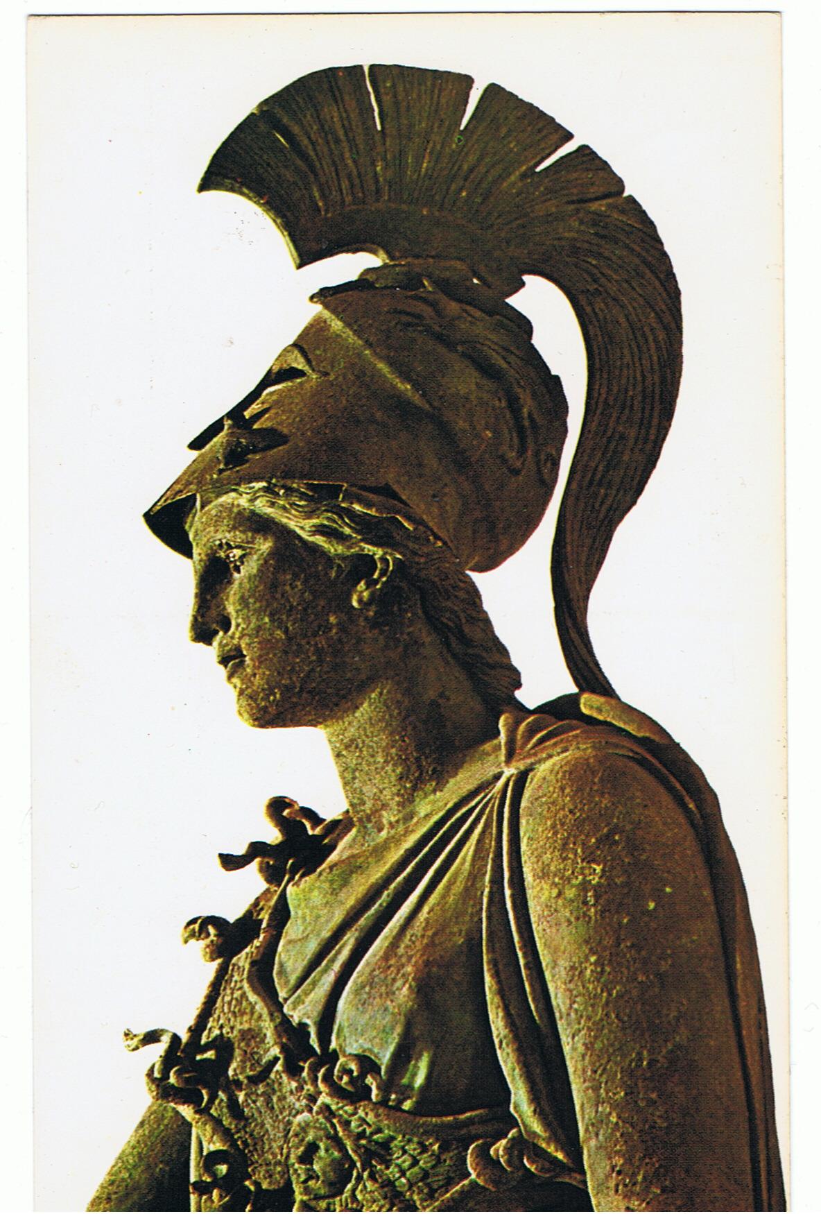 AtheneStatuePiräus